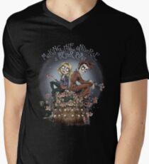 Making The Universe A Better Place Men's V-Neck T-Shirt
