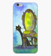 Cute Witch Cat iPhone Case