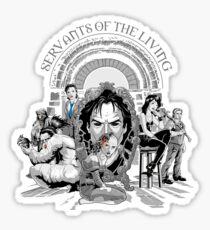 Servants of the Living Sticker