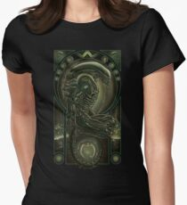 Parasite Women's Fitted T-Shirt