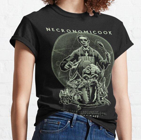 Necronomicook Classic T-Shirt