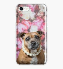 The Flower Girl (Bacon) iPhone Case/Skin