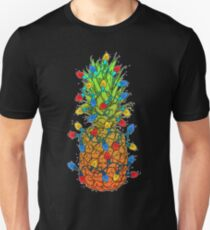 Pineapple Christmas T-Shirt
