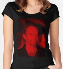 Hugo Weaving - Celebrity Women's Fitted Scoop T-Shirt