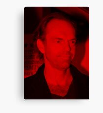 Hugo Weaving - Celebrity Canvas Print