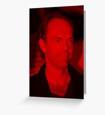 Hugo Weaving - Celebrity Greeting Card