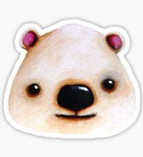 The Polar Bear Sticker