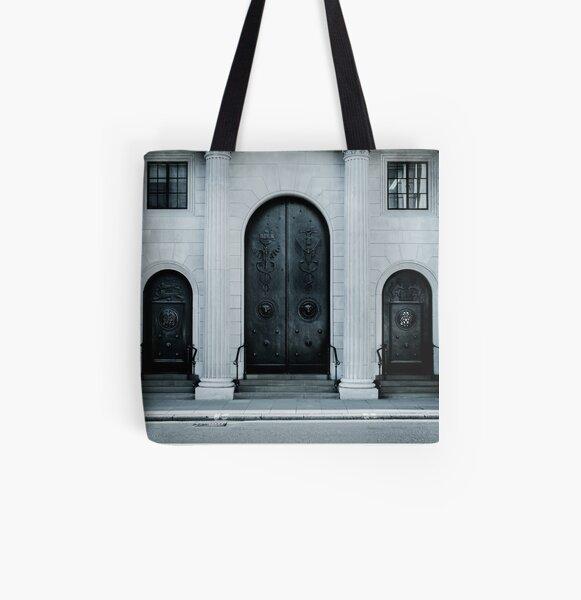 Gringotts All Over Print Tote Bag