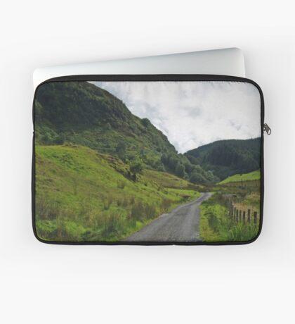 The Road Through Glen Feochan Laptop Sleeve
