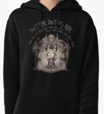 Do not Blink Pullover Hoodie