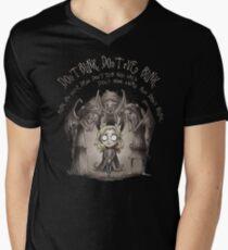 Do not Blink Men's V-Neck T-Shirt