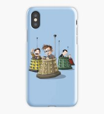 Bump the Doctor iPhone Case