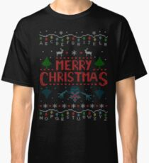 MERRY CHRISTMAS FROM THE UPSIDE DOWN! #2 Classic T-Shirt