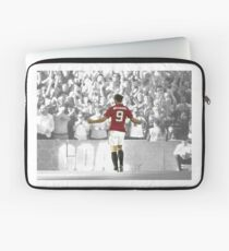 Zlatan Ibrahimovic GOAL Laptop Sleeve