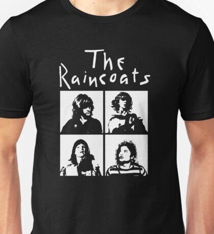 The Raincoats band Unisex T-Shirt