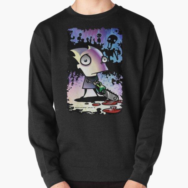 Fight or Flight Pullover Sweatshirt