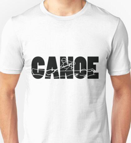 CANOE - Line art  T-Shirt
