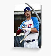Kris Bryant- Chicago Cubs  Greeting Card