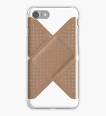 Adhesive bandage iPhone Case/Skin