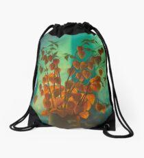 Morning light Drawstring Bag