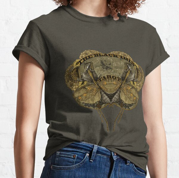 The Black Ibis Praying Mantis Tee Shirt Classic T-Shirt