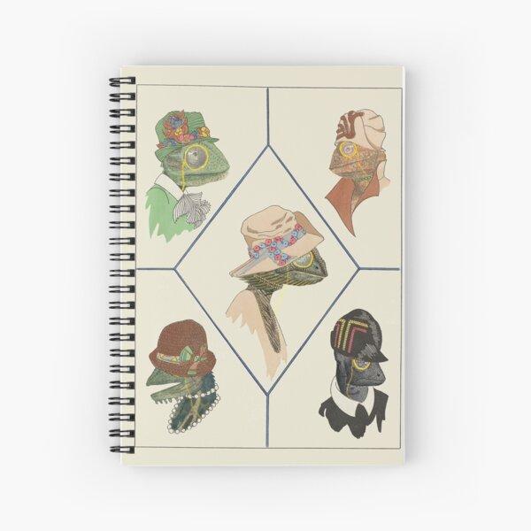 Kay Meleon's Detective Agency Spiral Notebook