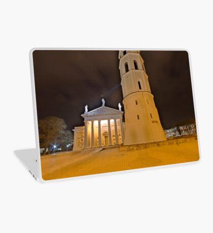 Cathedral of Vilnius Laptop Skin