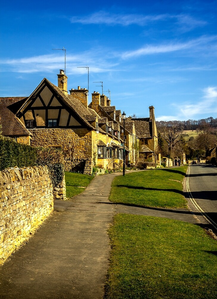 Broadway Village (Cotswolds) by StephenRphoto