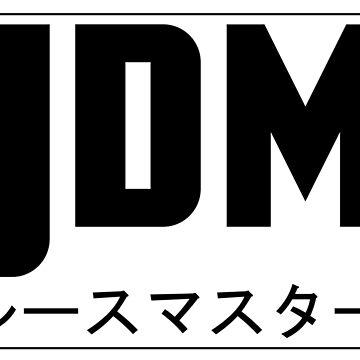 JDM (Rēsumasutā) Race Master  by MetricMeasure
