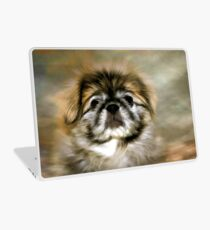 Max the Pekingese Laptop Skin