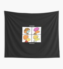 Fragglez Wall Tapestry