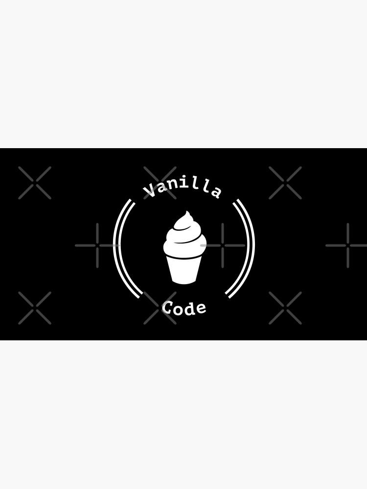 Vanilla Code Ice Cream by developer-gifts