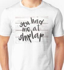 Shiplap T-Shirt