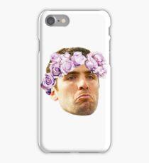 Flower Crown Joe Flacco iPhone Case/Skin