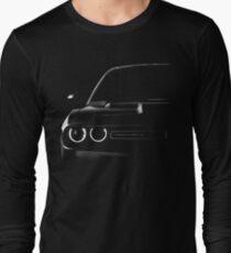 dodge challenger 2015, black shirt Long Sleeve T-Shirt