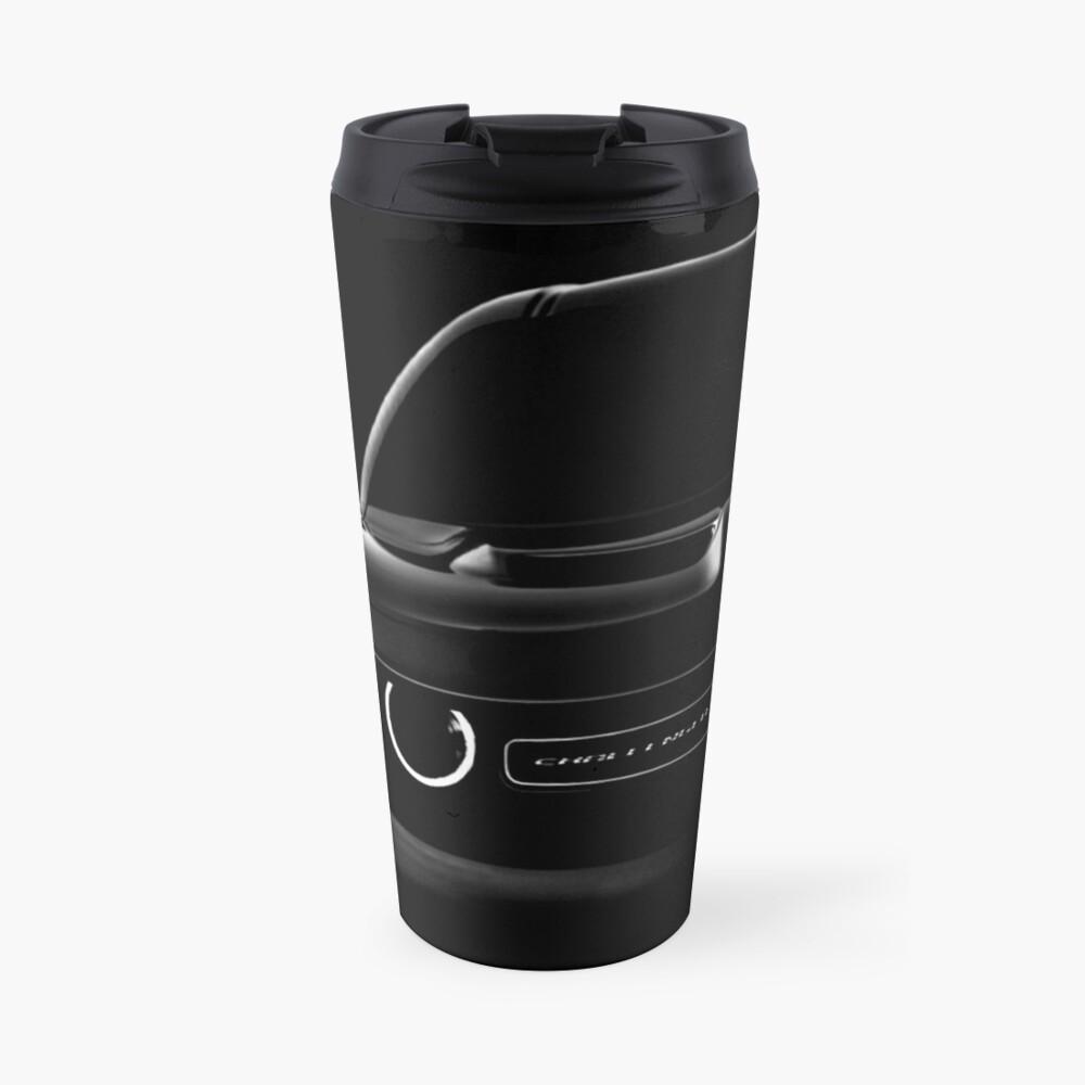 dodge challenger 2015, black shirt Travel Mug