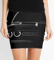 dodge challenger 2015, black shirt Mini Skirt