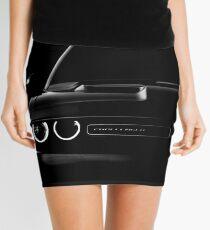 dodge challenger 2015, black shirt Mini Skirt