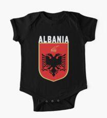 Albania National Sports Design - Albanian Pride Kids Clothes