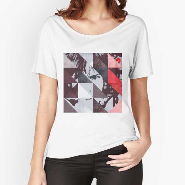 u2 war triangles Relaxed Fit T-Shirt