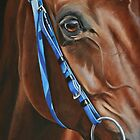 The Blue Bridle by Stephanie Greaves