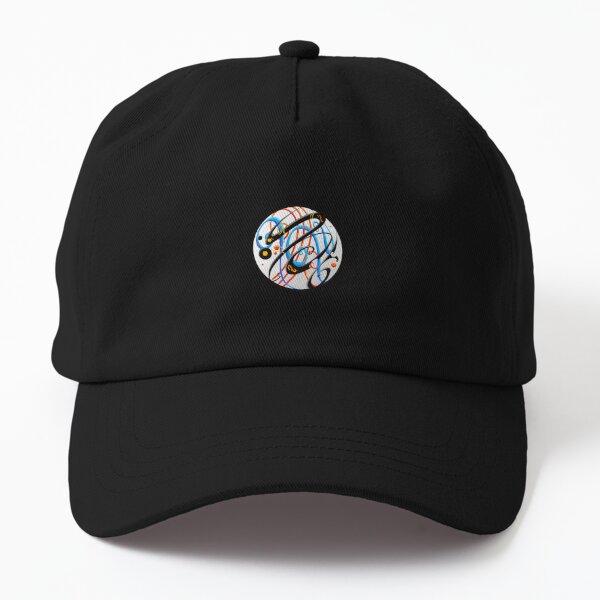 Inside a planet Dad Hat