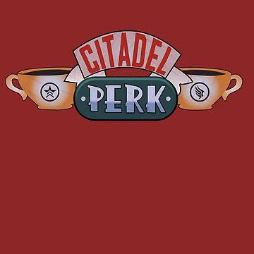Citadel Perk by GeordanUK