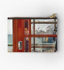 Brighton Pier Reflection Studio Pouch