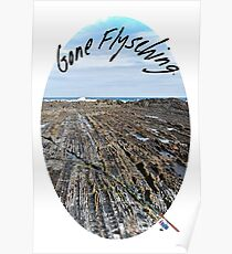 Gone Flysching I Poster