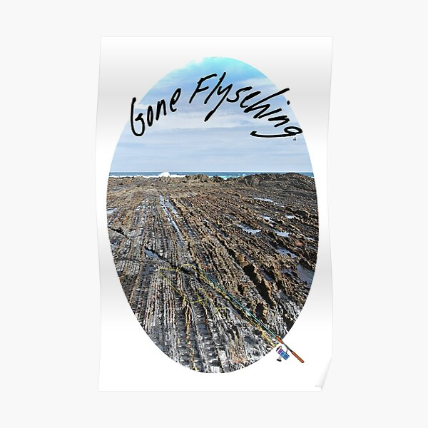 Gone Flysching I Poster