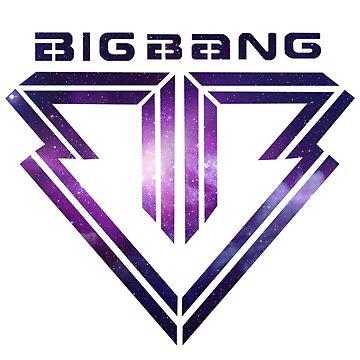 Big bang Logo Galaxy by rainbow321