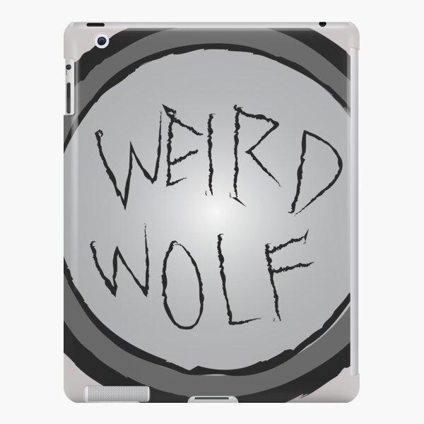 WeirdWolf Bullseye iPad Snap Case