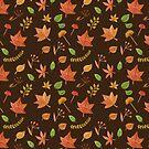 autumn leaves by ltdRUN