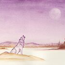 Journey: The Wolf OR7 Howls by HAJRA MEEKS